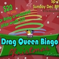 Xmas Drag Queen Bingo