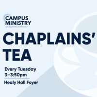 Chaplains' Tea with the Alwaleed Center for Muslim-Christian Understanding