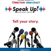 Speak Up! Audio Essay Contest for Students