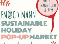 Sustainable Holiday Pop-Up Market