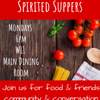 Spirited Suppers