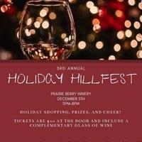 3rd Annual Hillfest