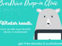 Reading Day Relief: OverDrive Drop-in: Get Free eBooks & Audiobooks