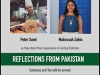 Reflections from Pakistan