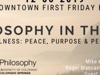 First Friday - Philosophy in the City Series