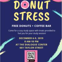 Donut Stress RSVP