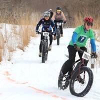 2020 Iowa Games Fat Bike Race