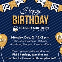 Georgia Southern's Birthday Celebration - Statesboro Campus