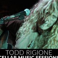 Cellar Sessions: Todd Rigione
