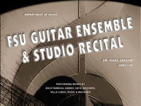 Guitar Ensemble & Studio Recital