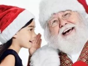 Caring Santa at Arundel Mills Santa Photo Experience