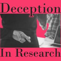 ORI Seminar - Deception in Research