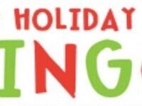 Mystery Holiday BINGO