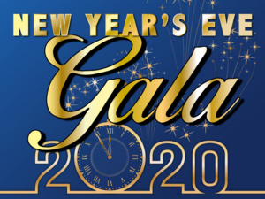 2019 New Year's Eve Gala at East Wind