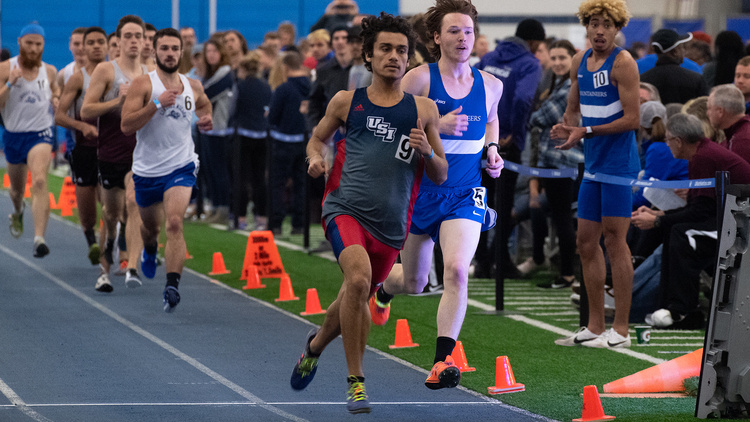 USI Men's Track & Field at Gladstein Invitational at Bloomington, IN