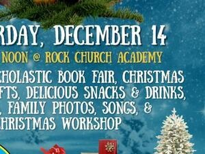 Rock Church Academy Children's Christmas Bazaar