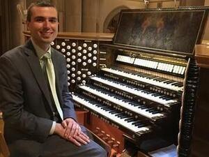 Chaz Bowers, Organist