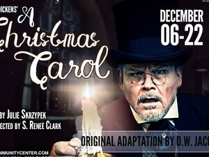 A Christmas Carol Presented by Theatre Buford