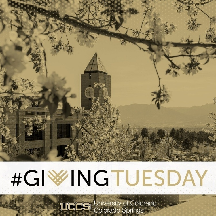 Giving Tuesday Tabling