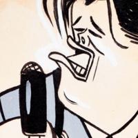 Artweek 2019: Caricaturas