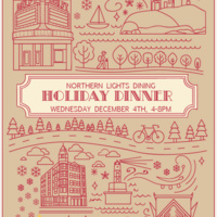 Holiday Dinner at Northern Lights Dining