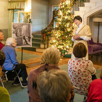Through the Years: Christmas at Reynolda Tours