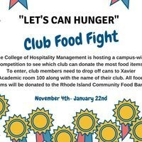 Club Food Fight!