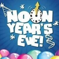 New Year's @ Noon