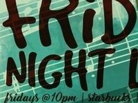 Friday Night Live! Ft. Zophia Dadlez