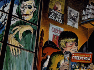 Oh the Horror! Movie Posters Starring in the George A. Romero Archival Collection
