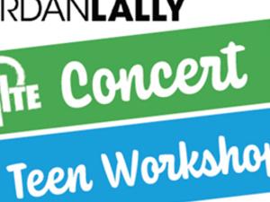 Musician and mental health advocate Jordan Lally, also a meditation teacher, will conduct a workshop teen workshop December 5.