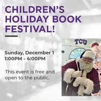 TCU Campus Store Children's Holiday Book Festival