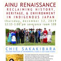 Ainu Renaissance: Reclaiming History, Heritage, & Environment in Indigenous Japan