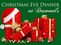 Christmas Eve Dinner at Desmond's