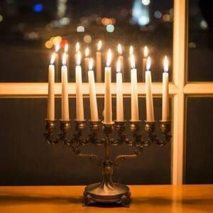 Hanukkah Shabbat