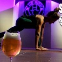 Sip-N-Stretch Yoga, December