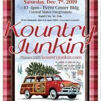 Kountry Junkin' Christmas Market