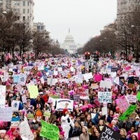 American Resistance: Looking Back while Marching Forward.