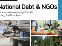 Just Talk: National Debt & NGOs