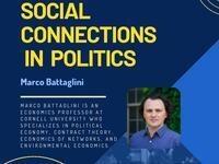 Cornell Economics Society: Social Connections in Politics