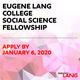 Lang Social Science Fellowship