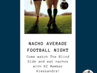 Nacho Average Football Night