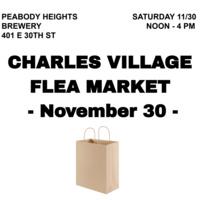 Charles Village Flea Market
