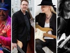 Dennis Chambers Band w/ Leni Stern, Tom Kennedy & special guest Mike Stern
