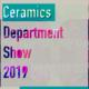Ceramics Department Reception!
