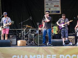 King Street band