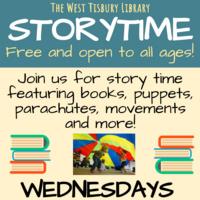 Wednesday Storytime
