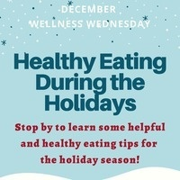 December Wellness Wednesday