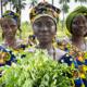 Women entrepreneurs supported by grantee Partenariat Recherche-Environnement-Médias, Guinea. Photo: UN Women/Joe Saade and Ghinwa Daher.