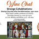 "Wine Chat: ""Strange Cohabitations: Sharing Churches after the Reformation, 1530-2020"""